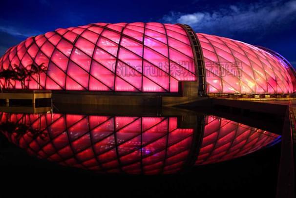 北京水立方ETFE透明膜