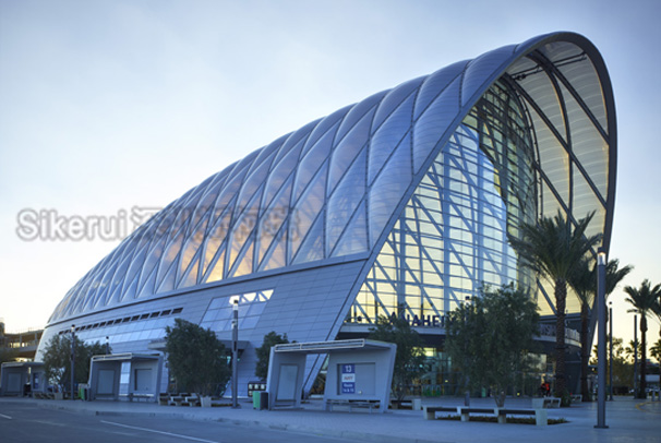 展览馆ETFE气枕膜
