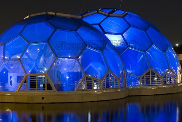 活动中心ETFE透明膜
