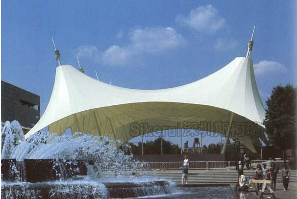 舞台膜结构(三)