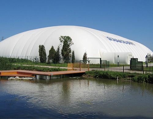 比勒陀利亚高尔夫球场充气膜结构