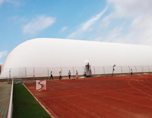 网球馆充气膜结构