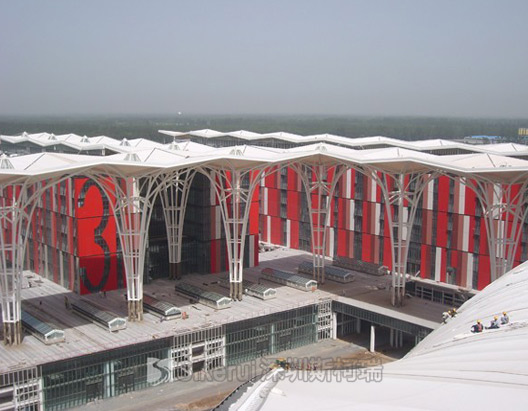 艺术产业园膜结构